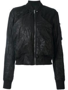 куртка-бомбер Ripple Rick Owens