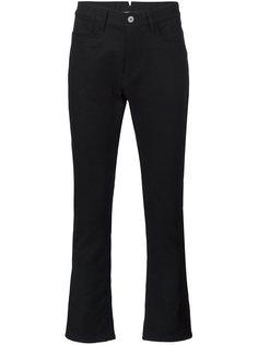 джинсы в тонкую полоску Junya Watanabe Comme Des Garçons Man