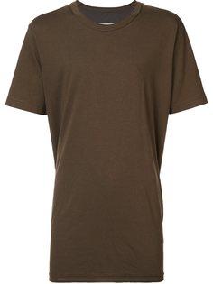 футболка свободного кроя Ziggy Chen