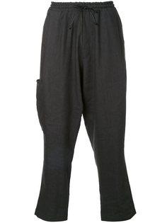 брюки свободного кроя Isabel Benenato