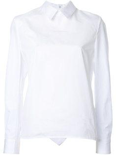 рубашка с оборками на спине Golden Goose Deluxe Brand