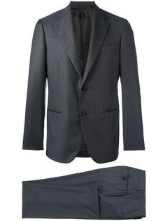 приталенный костюм Caruso
