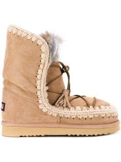 ботинки Eskimo Dream Lace Up  Mou