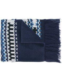 вязаный шарф Ganryu Comme Des Garcons