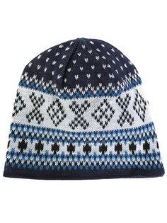 шапка Fair Isle Ganryu Comme Des Garcons