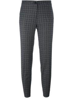 """брюки с принтом """"пейсли"""" Etro"""