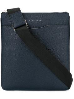 минималистичная сумка-мессенджер Boss Hugo Boss