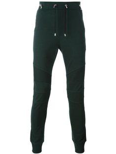 узкие спортивные штаны Balmain