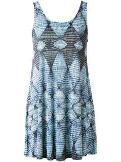 расклешенное платье Lygia & Nanny