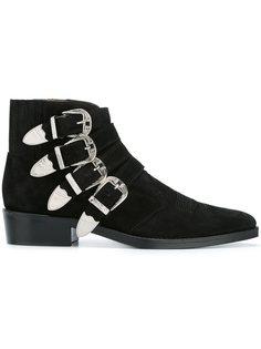 ботинки с ремешками Toga Virilis