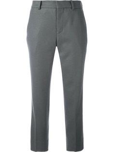 укороченные брюки строгого кроя 08Sircus