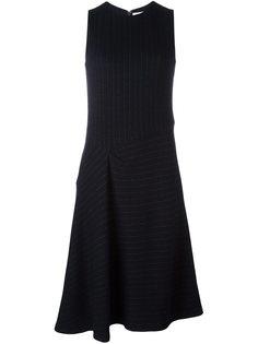 платье в тонкую полоску 08Sircus
