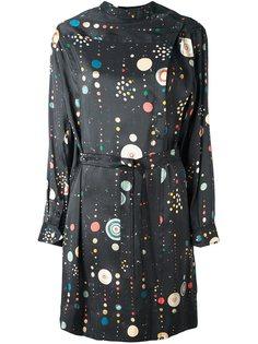 платье Ossie с узором Isabel Marant