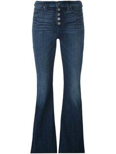 расклешенные джинсы Jodi Hudson