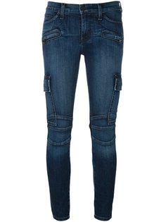 джинсы кроя скинни Colby Hudson