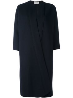 пальто без воротника Maison Rabih Kayrouz