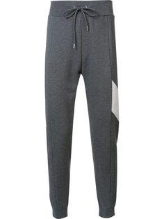 спортивные штаны на завязках Moncler Gamme Bleu