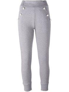 спортивные брюки pearl Boutique Moschino