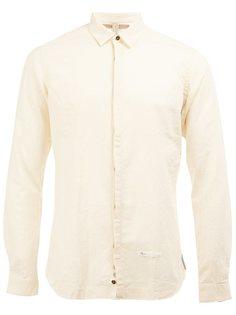 рубашка с потайной застежкой Dnl