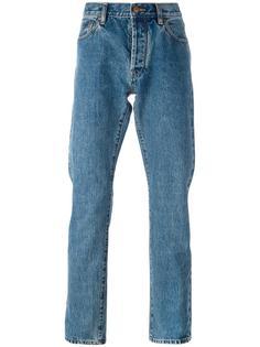 джинсы с заниженным шаговым швом Han Kjøbenhavn
