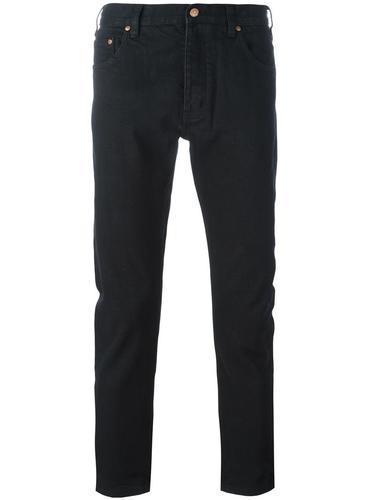 джинсы кроя слим   Han Kjøbenhavn