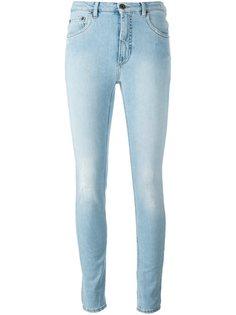 джинсы с завышенной посадкой  Off-White
