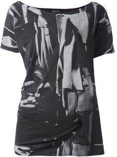 футболка Lucian Ann Demeulemeester