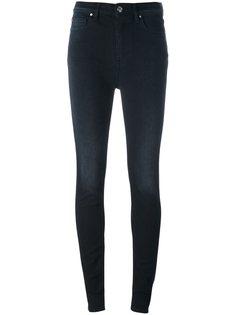 джинсы скинни с потертым эффектом Iro