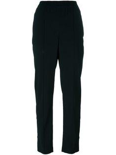 брюки со складками Theory