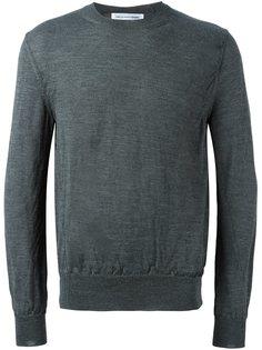 свитер с круглым вырезом   Comme Des Garçons Shirt