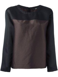 блузка мешковатого кроя Steffen Schraut