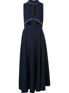платье Lauren Open Front Misha Nonoo