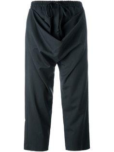 укороченные брюки Vivienne Westwood Red Label