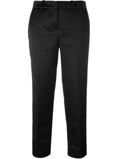 классические зауженные брюки Love Moschino