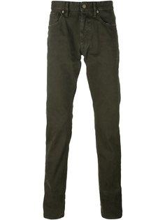 зауженные брюки Sky Incotex