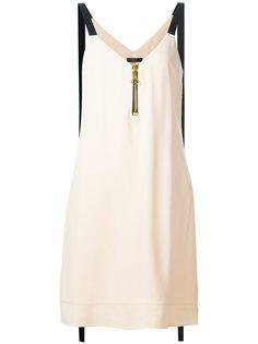 платье с контрастными лямками Ellery