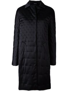 пальто с декоративной строчкой Maison Margiela