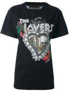 футболка The Lovers  Marco Bologna