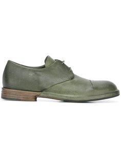 классические туфли со шнуровкой Del Carlo
