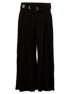 укороченные брюки с поясом Drome
