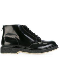 ботинки на шнуровке  Adieu Paris