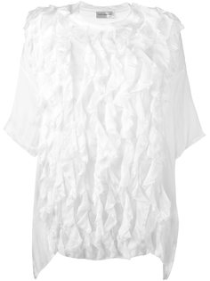 блузка свободного кроя с рюшами Faith Connexion
