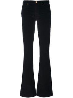 расклешенные брюки 7 For All Mankind