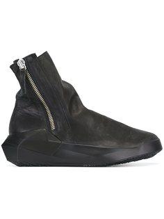 ботинки на массивной подошве Cinzia Araia