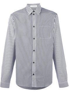 клетчатая рубашка JW Anderson