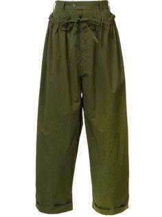 свободные брюки с эластичным поясом Craig Green