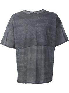 многослойная футболка Siki Im