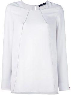 блузка с панельным дизайном Steffen Schraut