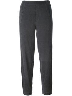 укороченные зауженные брюки Steffen Schraut