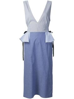 платье с V-образным вырезом Tome